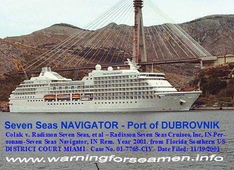 1Seven Seas Navigator